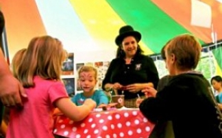 Kindergeburtstag im Kinder- und Jugendtheater Speyer