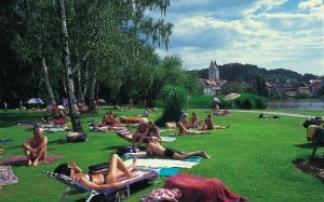 Bad Waldsee Strandbad