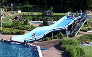 """Freizeitbad """"Sumpfmühle"""" in Hetzdorf"""
