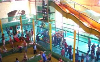 Kinder-Spiel-Park in Tessin