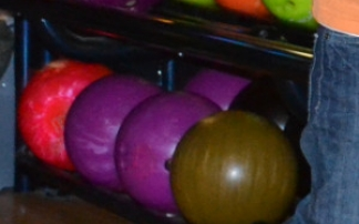 Bowling-Kugeln