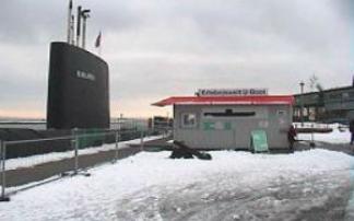 U-Boot-Museum Sassnitz