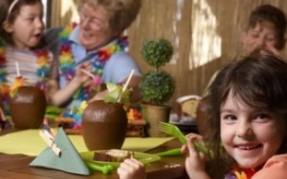 Kindergeburtstag in der Spielscheune (c) Gemeinde Unterkirnach