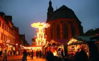 Heidelberger Weihnachtsmarkt (c) Heidelberg Marketing GmbH