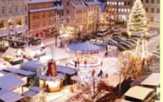 Weihnachtsmarkt Weißenfels