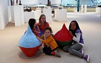 Kindergeburtstag im Keramikmuseum Westerwald