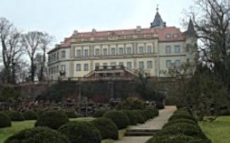 Schlosspark Wiesenburg, © Antje Griehl