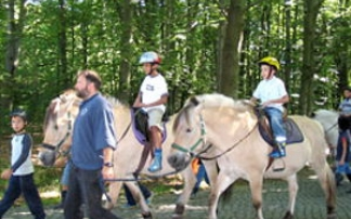 Kindergeburtstag im Wildpark Schorfheide