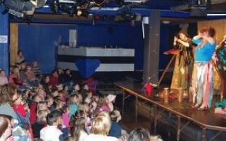 Kindertheater im Haus der Jugend Worms (c) Stadt Worms