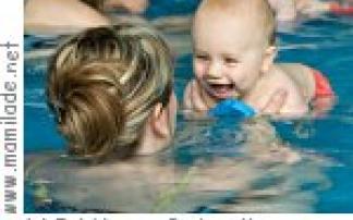Fehmarn - Babyschwimmen im FehMare