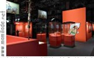 Weltkulturerbe Völklinger Hütte Asterix-Ausstellung