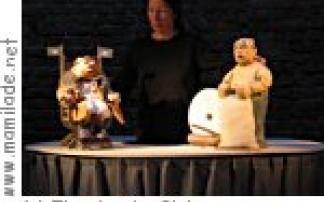 Rumpelstilzchen im  Kindermuseum Lipsikus Leipzig