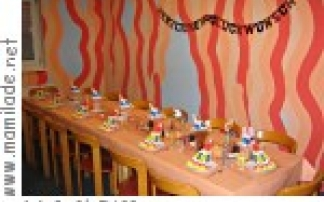 kindergeburtstag im caf riff in berlin mamilade. Black Bedroom Furniture Sets. Home Design Ideas