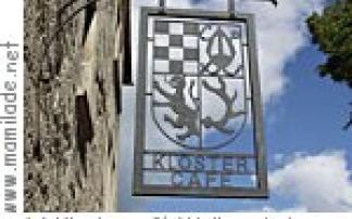 Das Klostercafé Walkenried