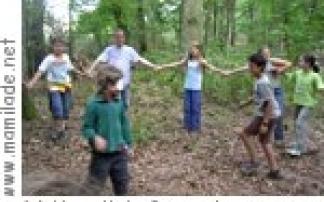 Kindergeburtstag im Wildpark Sommerhausen