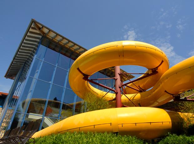 Riesenrutsche badkap Albstadt