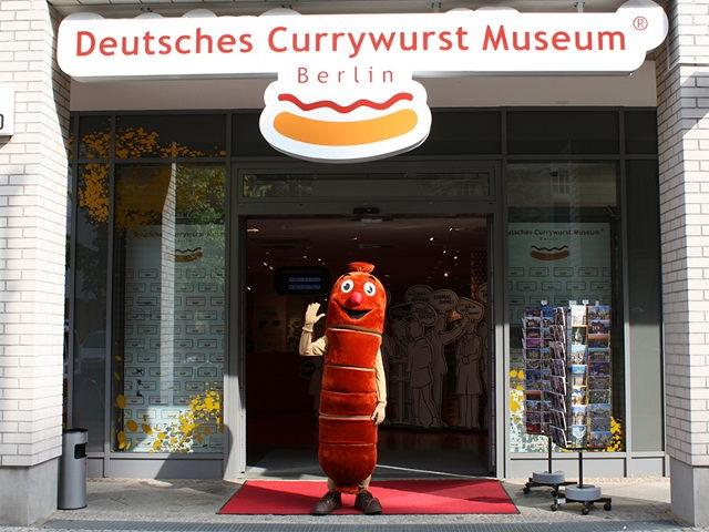 Qwoo Eingang, © Deutsches Currywurst Museum Berlin