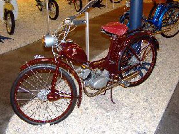 1. Berliner DDR Motorrad-Museum