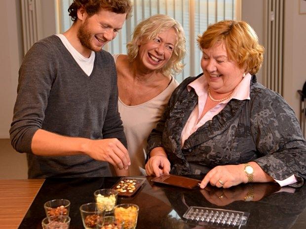 Chocoversum Hamburg - Eigenkreationen erschaffen