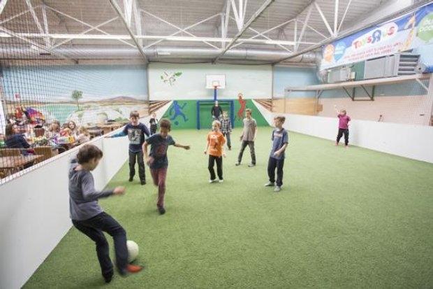 Erlebnispark Gevelsberg - Fußballfieber