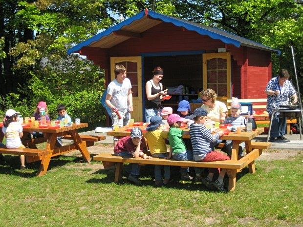 Erlebniswald Trappenkamp - Kindergeburtstag