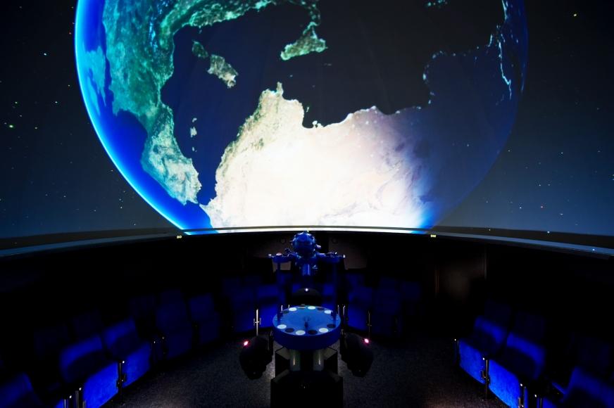 Planetarium Urania in Potsdam