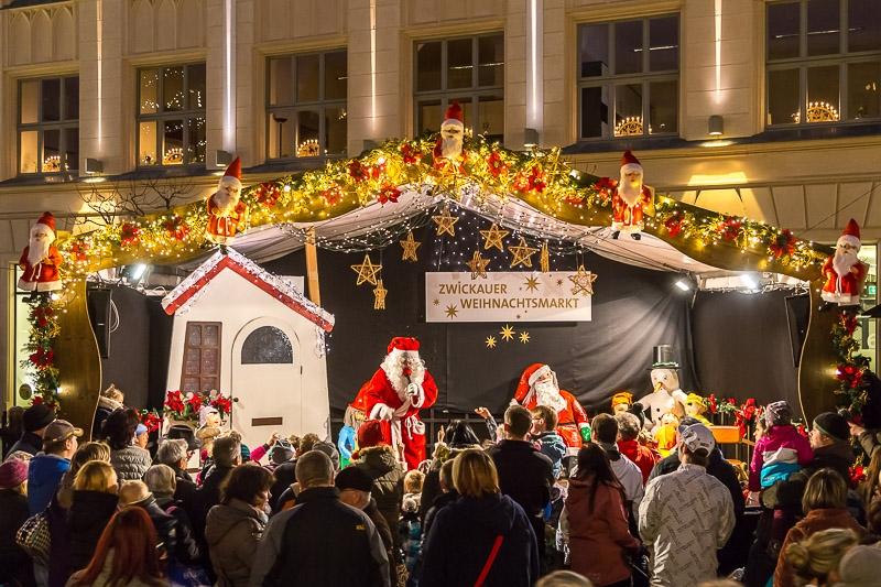 Zwickauer Weihnachtsmarkt