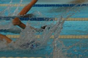 Schwimm-Wettkampf