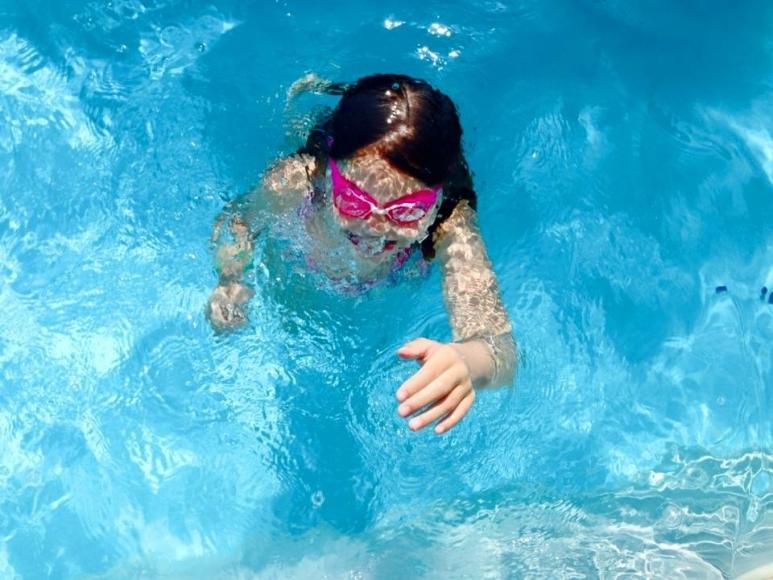 Badespaß im Sport-Paradies