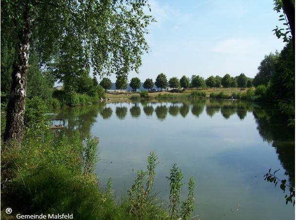Naturbadesee Ostheim
