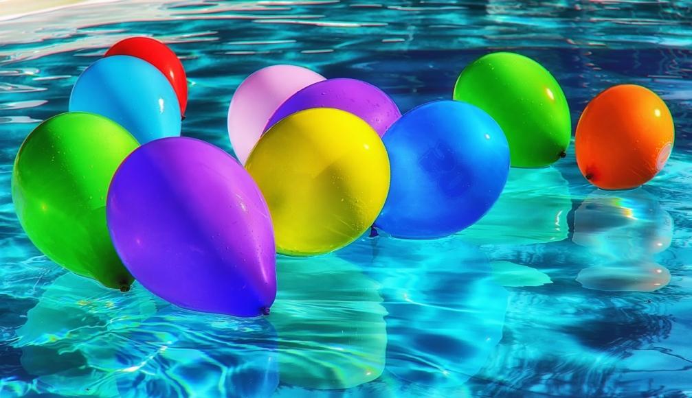 Symbolfoto Kindergeburtstag im Atlantis Freizeitbad Dorsten