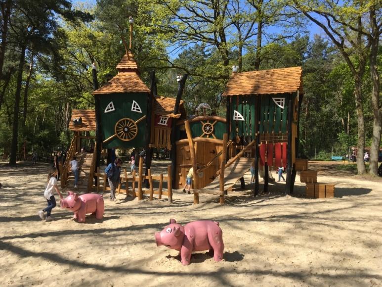 Der Natur- und Tierpark Brüggen