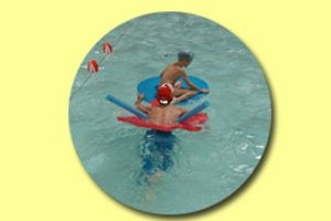 Kindergeburtstag im Aquapark Baunatal