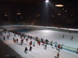Horst-Dohm-Eisstadion in Berlin-Wilmersdorf, © Eissport-Service / Schmitz GbR