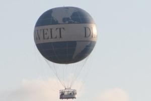 Hi-Flyer Berlin - die Stadt von oben erleben
