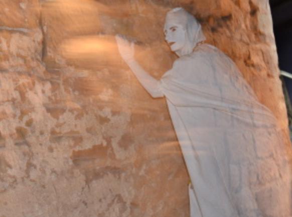 Führung mit dem Schlossgespenst durchs Saabrücker Schloss