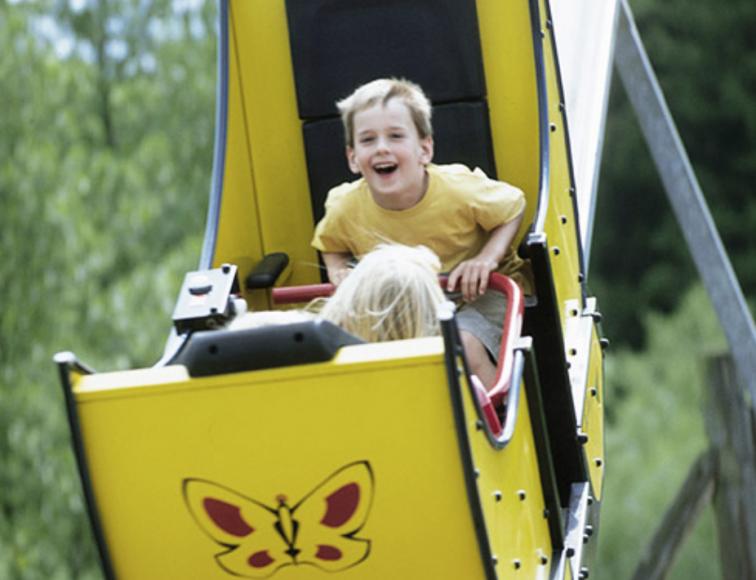 Kindergeburtstag im Erlebnistierpark Memleben