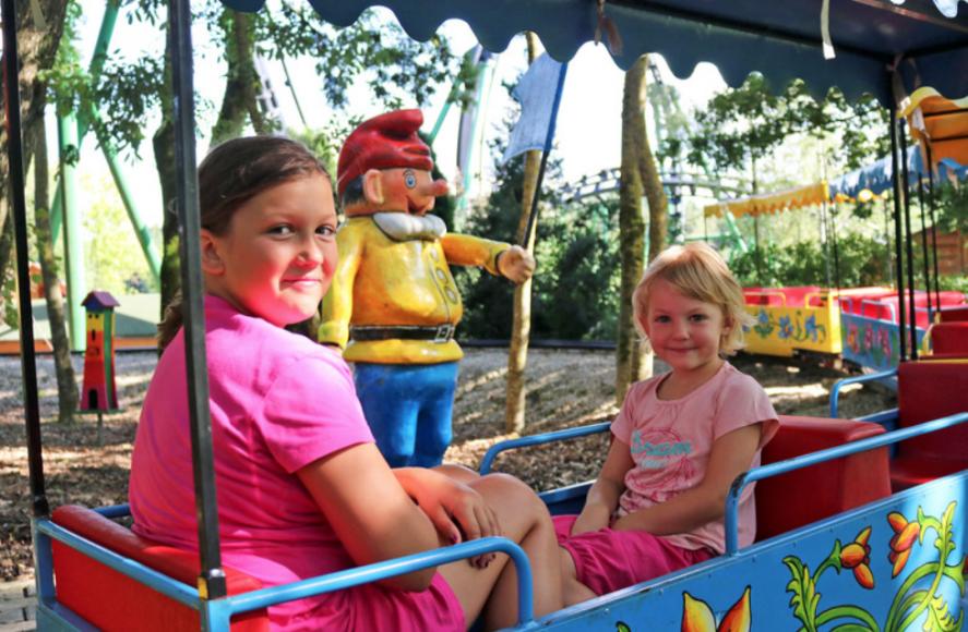 Bayern Park Kindergeburtstag