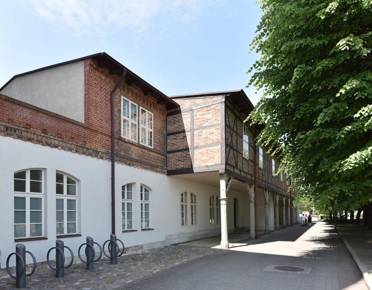 Brandenburgischen Landesmuseum für moderne Kunst
