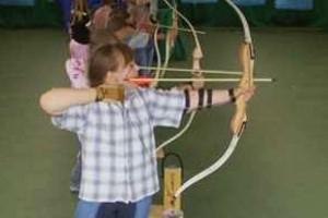 Bogenschiessen für Kinder