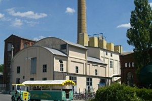 Brikettfabrik Louise in Domsdorf