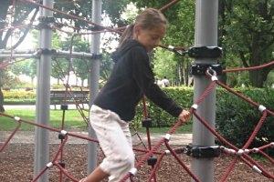 Chemnitz Spielplatz ODF Park