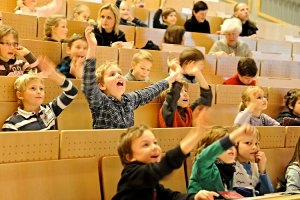 Cottbus - Kindercampus an der BTU, © BTU Cottbus