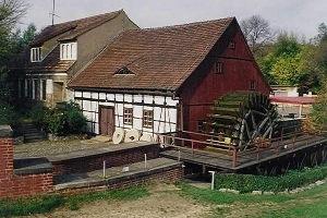 Spreewehrmühle Cottbus