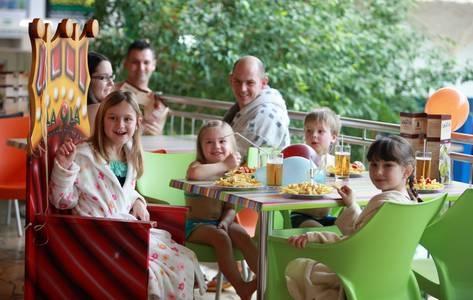 Kindergeburtstag im Freizeitbad LA OLA