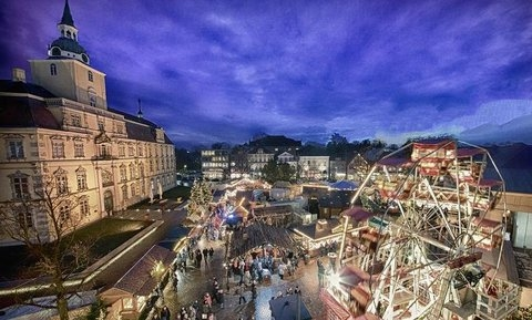 "Weihnachtsmarkt ""Lambertimarkt"" in Oldenburg"