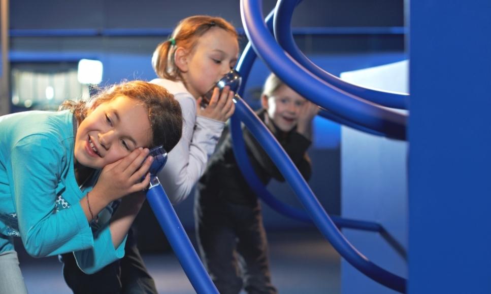 Kindergeburtstag im Museum für Kommunikation in Nürnberg