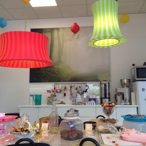 Geburtstag feiern im DIY-Naschwerk
