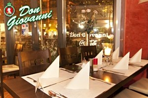 "Restaurant ""Don Giovanni"" in Erfurt"