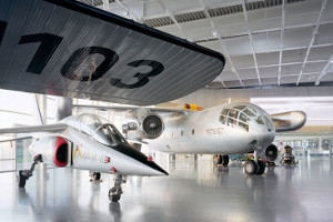 Hangar mit Großexponaten (c) Dornier Musuem Friedrichshafen